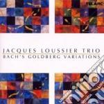 Jacques Loussier - Goldberg's Variations cd musicale di Jacques Loussier