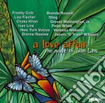 ALOVE AFFAIR(inc.new single STING) cd musicale di ARTISTI VARI