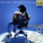 LETTIN'GO cd musicale di Son Seals