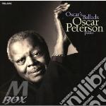 OSCAR'S BALLADS cd musicale di Oscar Peterson