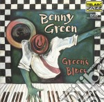 Green's blues cd musicale di Benny Green