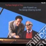 Pizzarelli / Shearing Quintet - The Rare Delight Of You cd musicale di John Pizzarelli