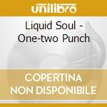 ONE-TWO PUNCH cd musicale di LIQUID SOUL
