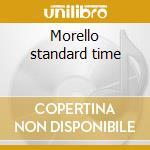 Morello standard time cd musicale di Joe Morello