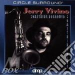 Something burroneo/blue cd musicale di Jerry Vivino