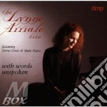 With words unspoken cd musicale di Lynne arriale trio