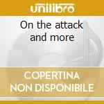 On the attack and more cd musicale di Fingers 20