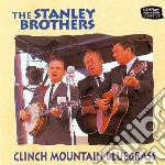 Stanley Brothers - Clinch Mountain Bluegrass cd musicale di Brothers Stanley