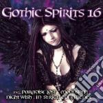 Gothic spirits vol.16 cd musicale di Artisti Vari