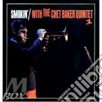 SMOKIN'WITH THE(20 bit remastered) cd musicale di BAKER CHET QUINTET