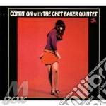 COMIN'ON (20 bit remastere) cd musicale di BAKER CHET QUINTET