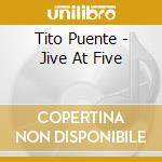 Jive at five cd musicale