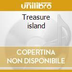 Treasure island cd musicale
