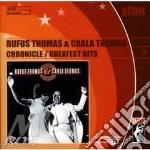 Chronicle/greatest hits - thomas rufus thomas carla cd musicale di Rufus & carla thomas
