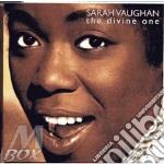 THE DIVINE ONE(24 bit dig.remast.) cd musicale di VAUGHAN SARAH