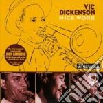 Vic Dickenson - Nice Work cd musicale di Dickenson Vic
