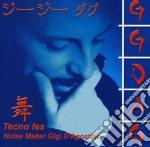 Techno fes cd musicale di Gigi D'agostino