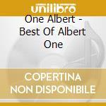 Best of albert one cd musicale di One Albert