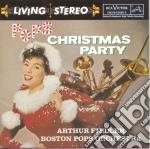 CHRISTMAS PARTY cd musicale di Arthur Fiedler