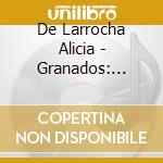 SPANISH DANCES cd musicale di Alicia De larrocha