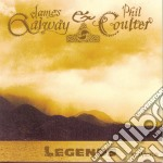 James Galway & Phil Coulter - Legends cd musicale di James Galway