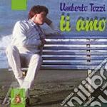TI AMO cd musicale di Umberto Tozzi