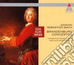 CONC.BRANDEMBURGHESI HARNONCOURT(O)- cd musicale di Johann Sebastian Bach