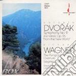 Symphony n.9, flying dutchman cd musicale di Dvorak a. / wagner r.