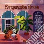 Orquesta Nova - Plays Piazzolla Jobim cd musicale di Nova Orquesta