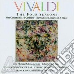 Four season cd musicale di Antonio Vivaldi
