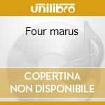 Four marus cd musicale di Rebecca Pidgeon