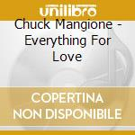 Chuck Mangione - Everything For Love cd musicale di MANGIONE CHUCK