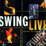 Bucky Pizzarelli - Swing Live cd musicale di Bucky Pizzarelli