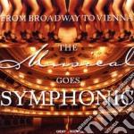 Vereinicten Buhnen Wien Orchestra - Musical Goes Symphonic cd musicale di Artisti Vari