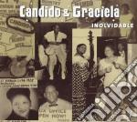 Candido & Graciela - Inolvidable cd musicale di Candido & graciela