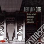 NEW YORK TIME cd musicale di C.MCBRIDE/J.JACKSON/J.COBB/C.WAL