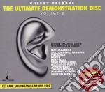 Ultimate Demonstration Disk Vol.2 cd musicale di ARTISTI VARI