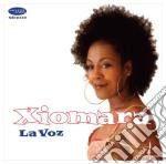 Xiomara - La Voz cd musicale di XIOMARA