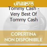 The very best of cd musicale di Tommy Cash