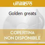 Golden greats cd musicale di Patti Page