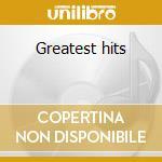 Greatest hits cd musicale di Nancy Wilson