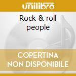 Rock & roll people cd musicale di Johnny Winter