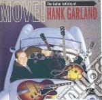 Move! (+ b.t.) cd musicale di Hank Garland