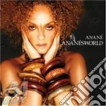 Anane' - Ananesworld cd musicale di ANANE'