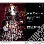 Opere per liuto (integrale) cd musicale di John Dowland
