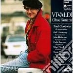 Vivaldi Antonio - Sonata Per Oboe Rv 53, 81, 59, 779, 58 cd musicale di Antonio Vivaldi