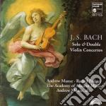 Concerti per violino cd musicale di Johann Sebastian Bach