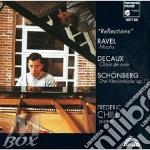 Miroirs cd musicale di Maurice Ravel
