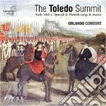 Toledo Summit cd musicale