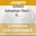 Clavicembalo ben temperato (libro i) cd musicale di Johann Sebastian Bach
